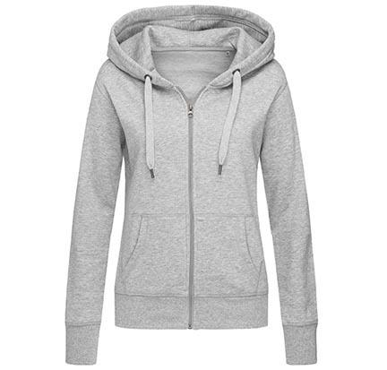 Women Active Sweatjacket