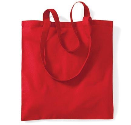 Bavlněná taška s dlouhými uchy