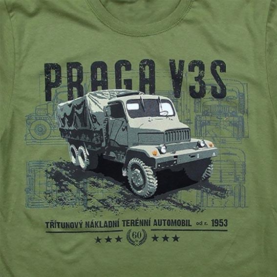 military trička
