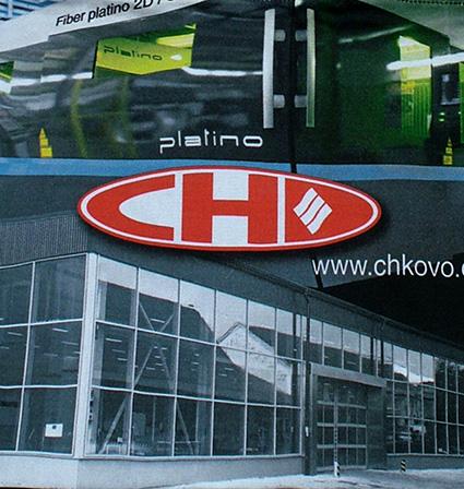 S & Ř, CH Kovo, s.r.o. Chroustovice