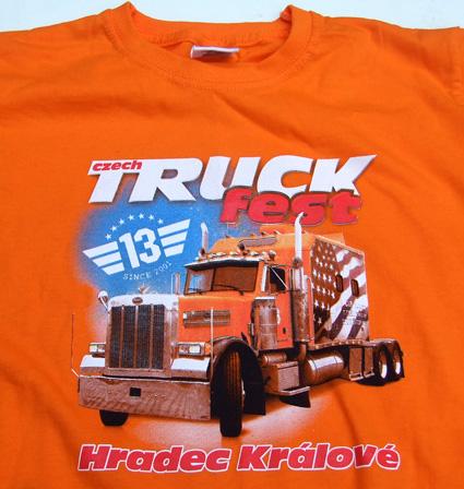Truckfest v Hradci Králové