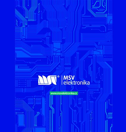 MSV elektronika s.r.o. Nový Jičín