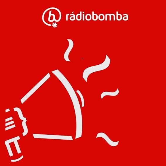 radio bomba tisk