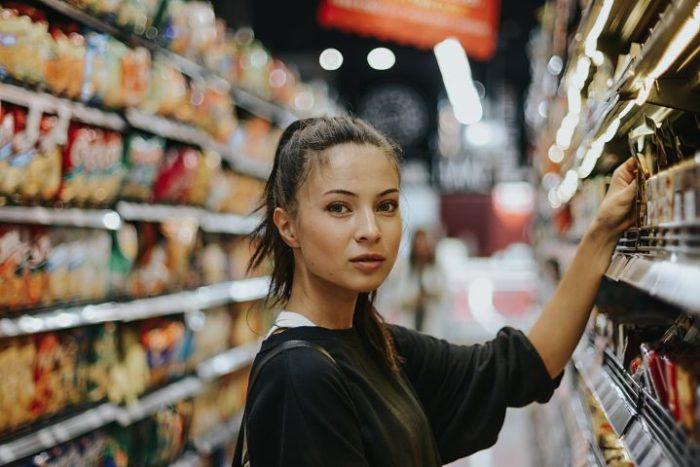 Merchandising v obchodě